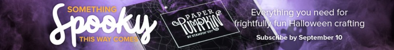 Halloween Theme Paper Pumpkin